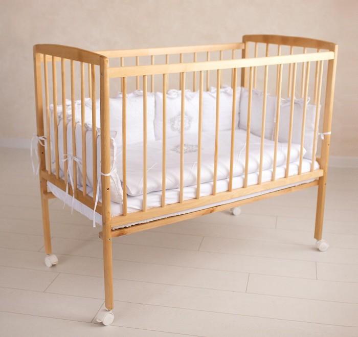 Детские кроватки Incanto Golden baby колесо