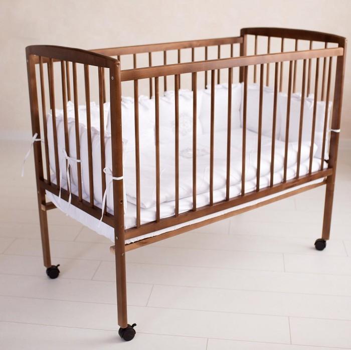 Детская кроватка Incanto Golden baby колесо