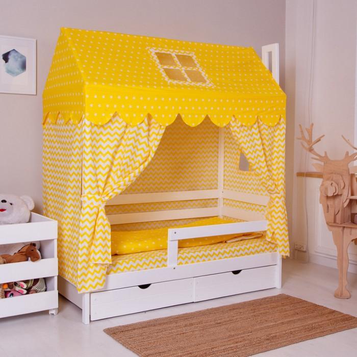 Комплекты в кроватку Incanto Домик (6 предметов) комплекты в кроватку капризун домик 11 предметов