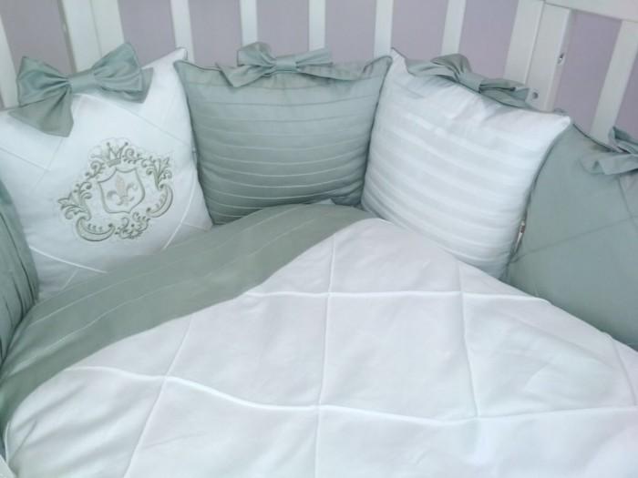 Картинка для Комплект в кроватку Incanto Шантель (6 предметов)