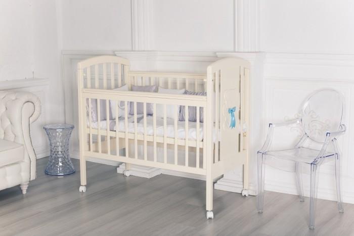 Детская кроватка Incanto Hugge колесо