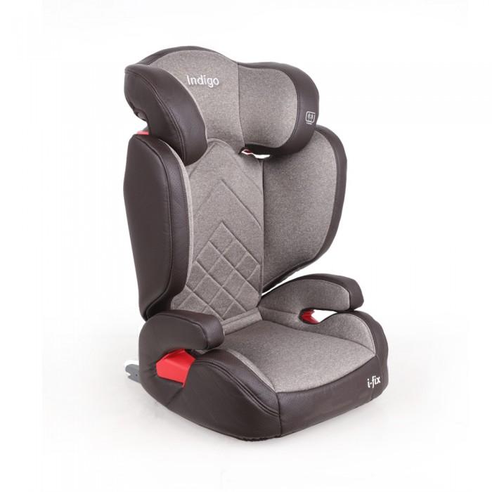 Купить Группа 2-3 (от 15 до 36 кг), Автокресло Indigo Jet I-Fix Isofix