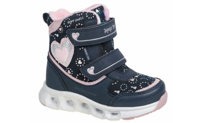 Ботинки Indigo kids утепленные Waterproof 70-0001
