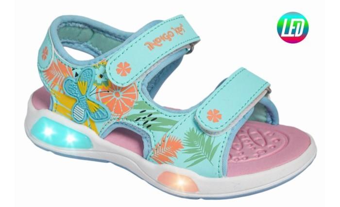 Купить Босоножки и сандалии, Indigo kids Сандалии 22-200