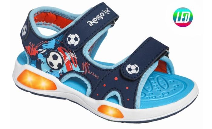 Купить Босоножки и сандалии, Indigo kids Сандалии 22-202