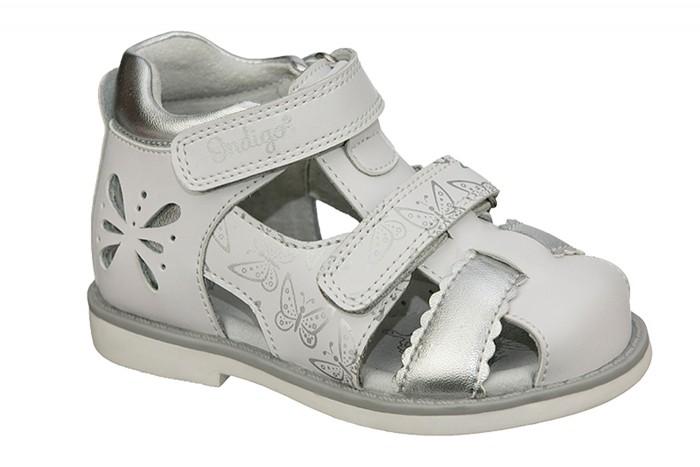 Купить Босоножки и сандалии, Indigo kids Сандалии для девочки 20-3560