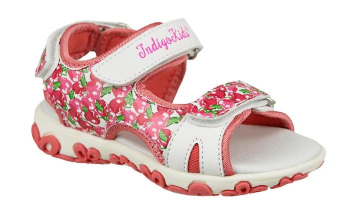 Купить Босоножки и сандалии, Indigo kids Сандалии для девочки 22-157