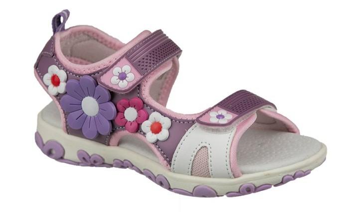 Купить Босоножки и сандалии, Indigo kids Сандалии для девочки 22-159