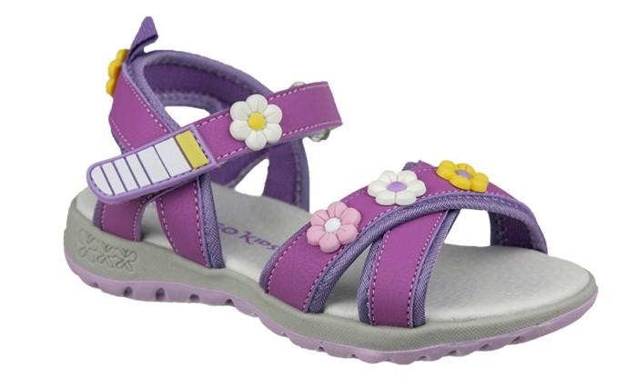 Купить Босоножки и сандалии, Indigo kids Сандалии для девочки 22-160