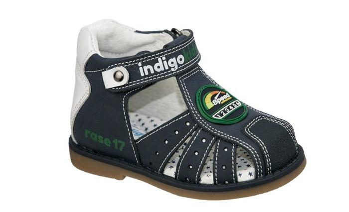 Купить Босоножки и сандалии, Indigo kids Сандалии для мальчика 20-351