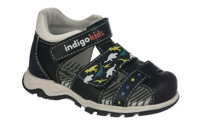 Купить Босоножки и сандалии, Indigo kids Сандалии для мальчика 20-362