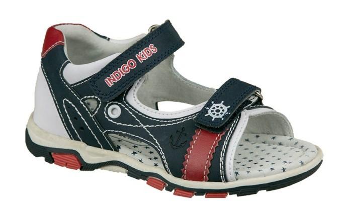 Купить Босоножки и сандалии, Indigo kids Сандалии для мальчика 21-565
