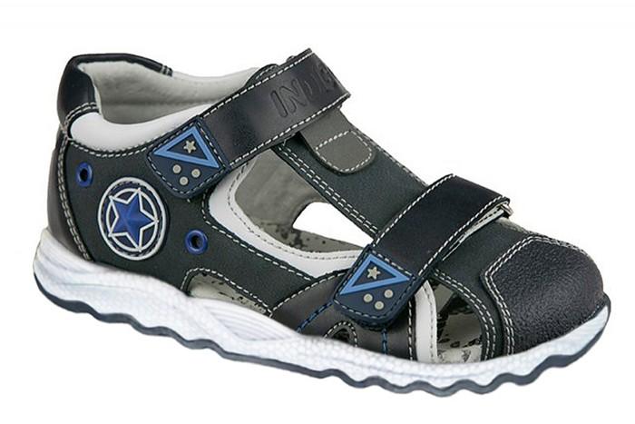 Купить Босоножки и сандалии, Indigo kids Сандалии для мальчика 21-574