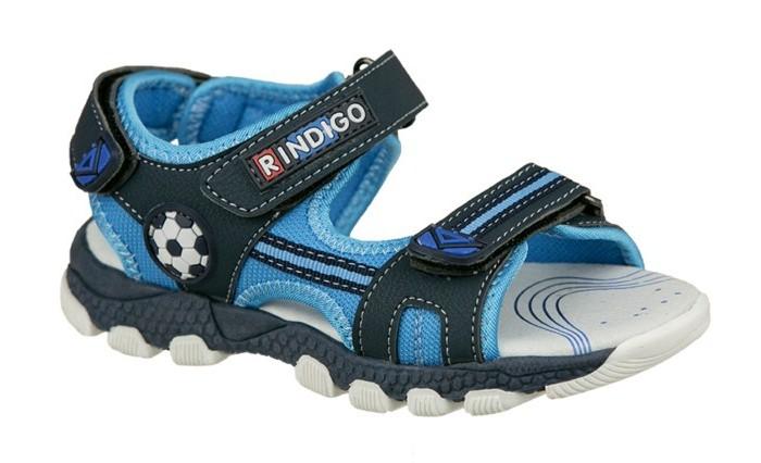 Купить Босоножки и сандалии, Indigo kids Сандалии для мальчика 22-174