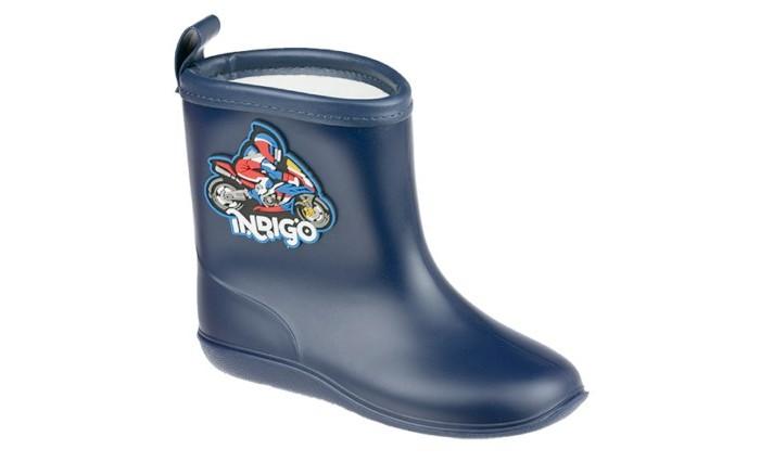 Резиновая обувь Indigo kids Сапоги резиновые детские 80-312