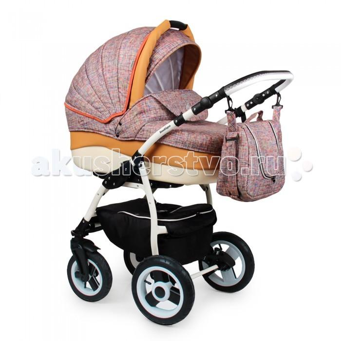 Детские коляски , Коляски 2 в 1 Indigo Camila 17 S 2 в 1 арт: 272272 -  Коляски 2 в 1