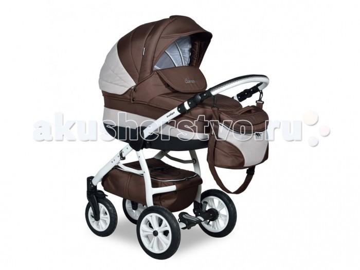 Детские коляски , Коляски 2 в 1 Indigo Carmen 17 2 в 1 арт: 272287 -  Коляски 2 в 1