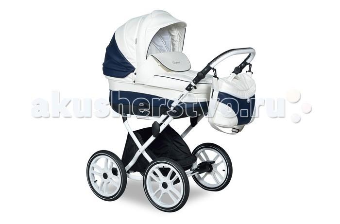 Детские коляски , Коляски 2 в 1 Indigo Carmen 17 Classic 14 2 в 1 арт: 279505 -  Коляски 2 в 1