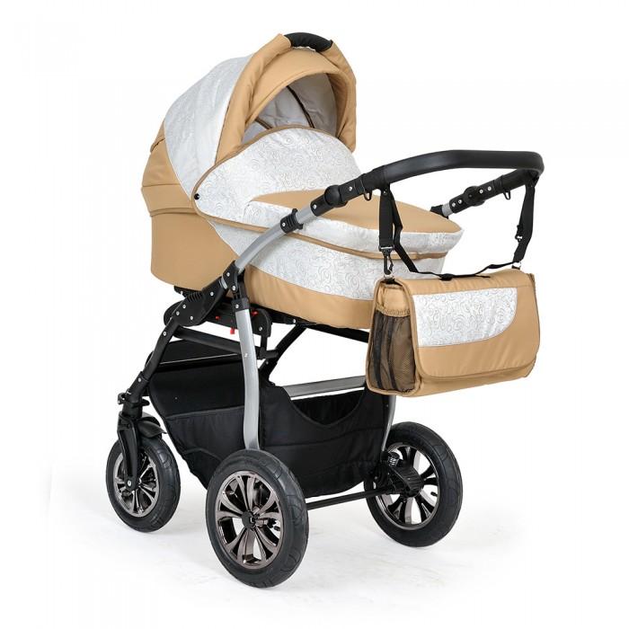 Коляска Indigo Charlotte 2 в 1Charlotte 2 в 1Коляска 2 в 1 Indigo Charlotte - это универсальная детская коляска 2 в 1, конструкция которой позволяет устанавливать на раме изделия люльку, сиденье прогулочного блока. Разработана для перевозки крох с самого рождения до возраста трех лет. Является всесезонной универсальной моделью, рассчитанной на вес малыша не более 15 кг. Оба модуля можно устанавливать лицом к родителям или по направлению движения. Коляску удобно транспортировать и хранить благодаря компактному складыванию  Шасси Сочетание алюминия и пластика гарантирует надежность, легкий вес конструкции Самопроизвольное складывание рамы исключено благодаря наличию специального механизма Регулируемая по высоте ручка Для легкого управления предусмотрено изменение положения обтянутой искусственной кожей ручки управления коляски  Люлька Комфортно разместиться даже крупному карапузу позволяет просторное дополненное мягким матрасиком из хлопка спальное место (73х37 см) сделанной из цельнолитого ударопрочного пластика корзины Высокие бортики предупреждают выпадение крохи Спинка малыша поддерживается в анатомически правильном положении благодаря жесткому оргалитовому дну, регулируемому подголовнику Оптимальный микроклимат создается за счет системы внутренней вентиляции и встроенному в капор сетчатому окошку Капор легко складывается и открывается на всю ширину без лишнего шума Для внутренней съемной обивки коляски производитель использует только натуральный хлопок Предусмотренная на капоре прочная ручка необходима для реализации функции переноски Дополнительным элементом утепленной накидки является расположенный впереди приподнимаемый бортик Спальное место (см): 90  Прогулочный блок Малыш не скован в движениях благодаря достаточной глубине и ширине посадочного места Можно корректировать подножку и спинку, выбирая подходящее положение Защитным элементом подножки является легко очищаемая от грязи клеенчатая основа Спинка малыша поддерживается анатомически правильно На период с