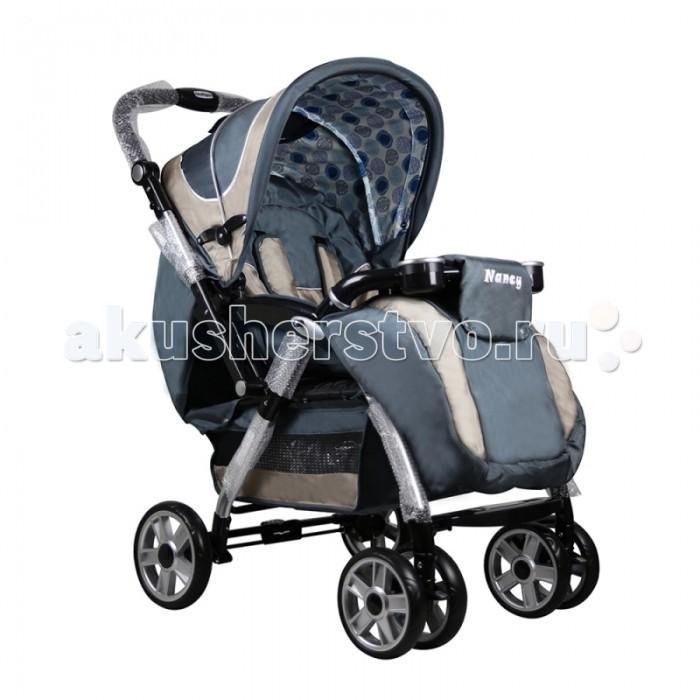 Купить со скидкой Прогулочная коляска Indigo Nancy