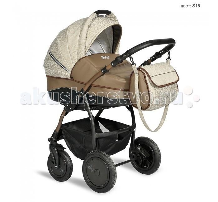 Коляска Indigo S (эко-кожа) 2 в 1S (эко-кожа) 2 в 1Коляска Indigo S 2 в 1 предназначена для малышей с рождения до 3-х лет. Коляска выполнена из экологически чистой морозостойкой кожи, с влагостойкой пропиткой и защитой от солнечных лучей.  Коляска 2 в 1 Slaro Indigo - практически полная копия Tutis Zippy. Невероятно легкая - всего 13 кг, и очень изящная. Ширина задней оси Slaro Indigo всего 60 см - подходит для наших лифтов, на задней оси имеются амортизаторы и тормоз. Капюшон очень низко опускается (от ветра), оставляя тем не менее окошко для света.  Шасси: алюминиевый корпус рамы регулируемая под рост кожаная ручка встроенная в раму дополнительная амортизация амортизация задней оси практичная система смены блоков  Люлька: устанавливается в любом направлении прочный пластиковый корпус может использоваться в качестве колыбели встроенная ручка для переноски регулируемый подголовник  Прогулочный блок: устанавливается в любом направлении несколько положений спинки регулируемая подножка съемный бампер в защитном чехле капор с вентиляционным окном<br>
