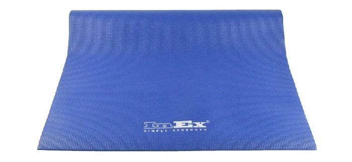 Товары для йоги Inex Коврик для йоги 170х60х0.35 см товары для йоги bradex коврик для йоги 173х61 см