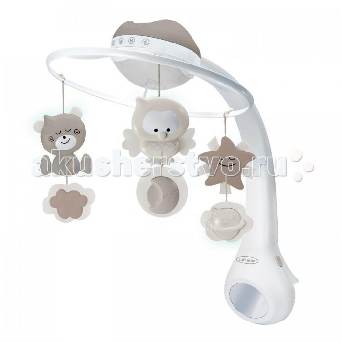 Мобили Infantino Музыкальный проектор-трансформер 3 в 1, Мобили - артикул:597499