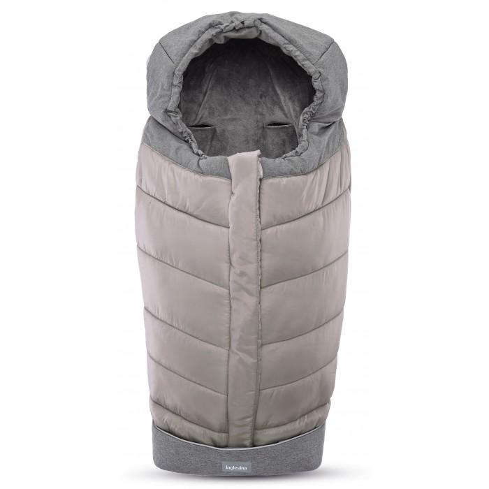 Зимний конверт Inglesina для прогулочной коляскидля прогулочной коляскиЗимний конверт Inglesina для прогулочной коляски сопровождает вашего малыша на прогулках в холодные месяцы, гарантируя приятное тепло крохе и прекрасную защиту в самых сложных погодных условиях.  Особенности: Мягкая внутренняя ткань флис с регулируемым капюшоном с завязками.  Регулируемая внутренняя ширина конверта на двойной молнии. Bi-материал внешняя ткань, которая отталкивает воду, ветер и пятна. Конверт со светоотражателями для безопасной прогулки вечером. Специальная вставка от скольжения на задней части конверта, для абсолютно комфортной езды. Также конверт оборудован специальными отверстиями для ремней безопасности.  Совместим со всеми коляски Inglesina и с колясками других производителей.<br>