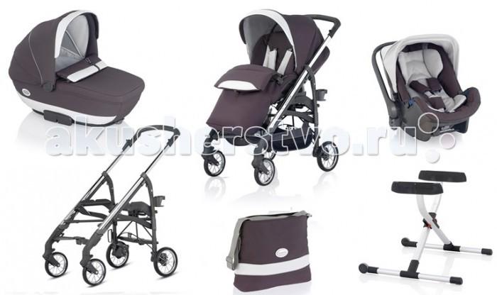 Детские коляски , Коляски 3 в 1 Inglesina Otutto Deluxe Slate 3 в 1 арт: 397554 -  Коляски 3 в 1