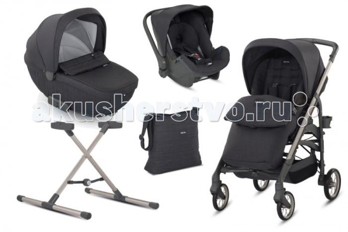 Детские коляски , Коляски 3 в 1 Inglesina Otutto Deluxe Slate/Shampagne 3 в 1 арт: 397639 -  Коляски 3 в 1