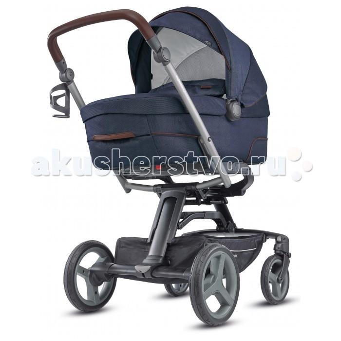 Детские коляски , Коляски 3 в 1 Inglesina Quad System на шасси Quad Titanium Black Coffee 4 в 1 арт: 426024 -  Коляски 3 в 1