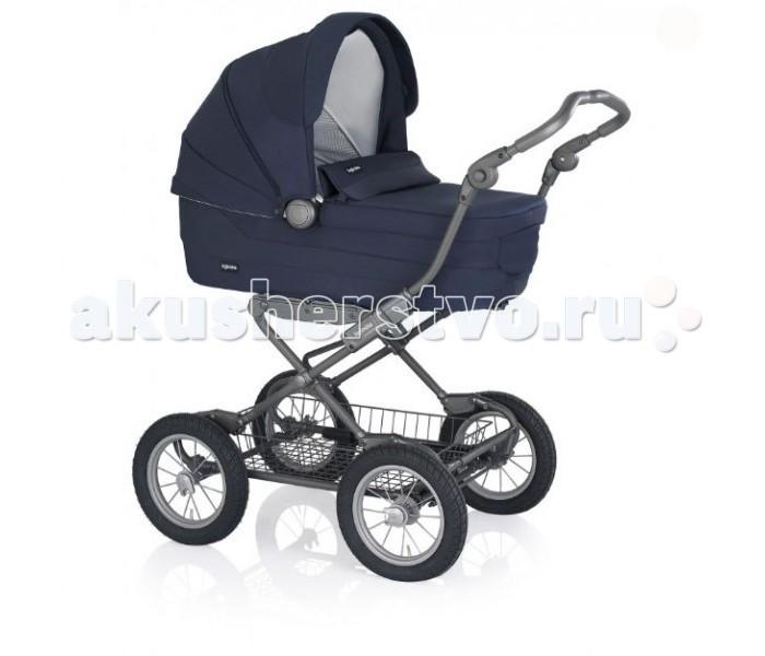 Детские коляски , Коляски-люльки Inglesina Sofia на шасси Ergobike Slate арт: 6733 -  Коляски-люльки