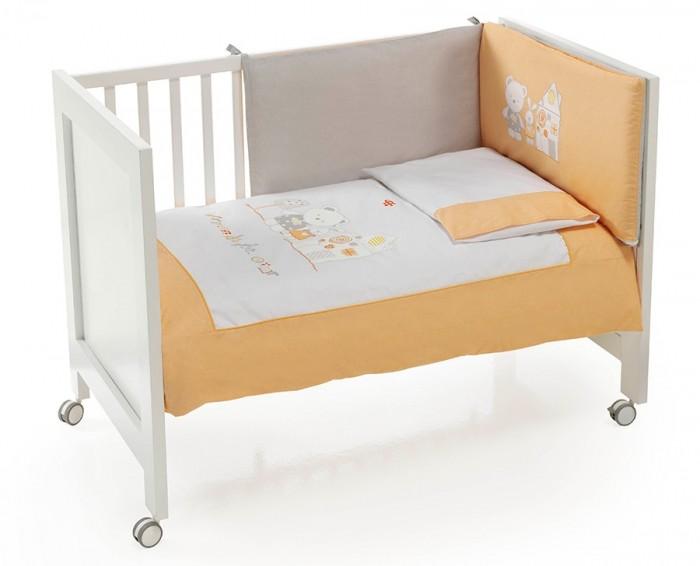 Картинка для Комплект в кроватку Inter Baby Casita (5 предметов)
