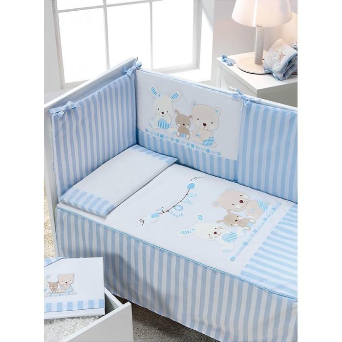 Картинка для Комплект в кроватку Inter Baby Love (5 предметов)
