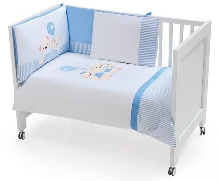 Картинка для Комплект в кроватку Inter Baby Oso Globo (5 предметов)
