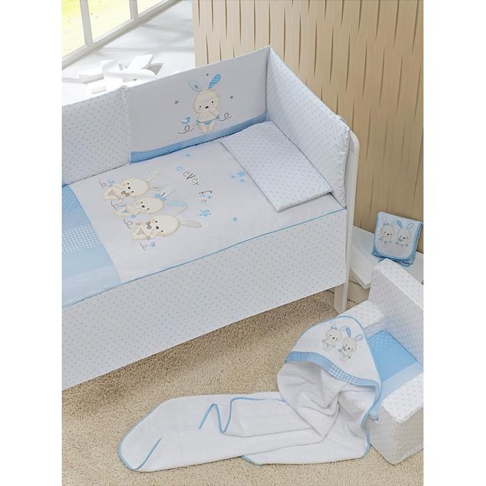 Комплекты в кроватку Inter Baby Password (5 предметов)