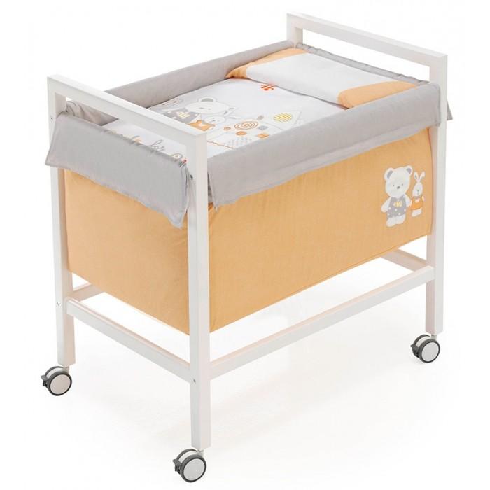 Детская кроватка Inter Baby с комплектом Little house (4 предмета) с комплектом Little house (4 предмета)