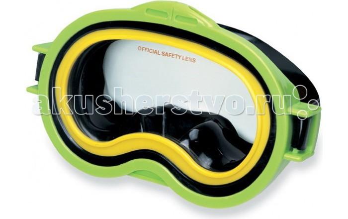Очки, маски и трубки для плавания Intex Маска для подводного плавания