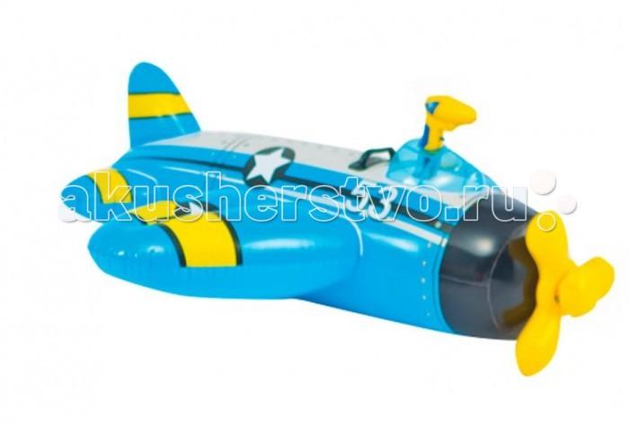 Матрасы для плавания Intex Надувной плотик Самолет билеты на мин воды самолет