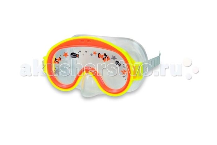 Очки, маски и трубки для плавания Intex Маска Авиатор для плавания 55911 intex спортивных очков для плавания