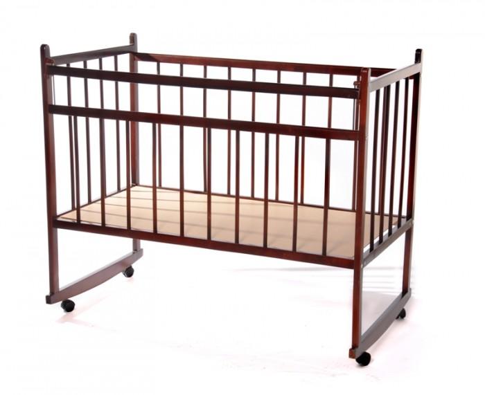 Детские кроватки Уренская мебельная фабрика Мишутка 13 обычная кроватка уренская мебельная фабрика мишутка 13 темная