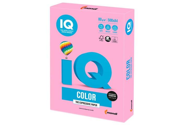 Канцелярия IQ Бумага цветная Неон А4 500 листов