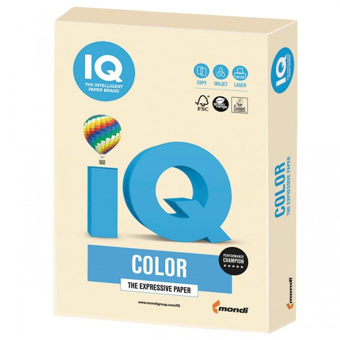 IQ Color Бумага цветная Пастель А4 250 листов