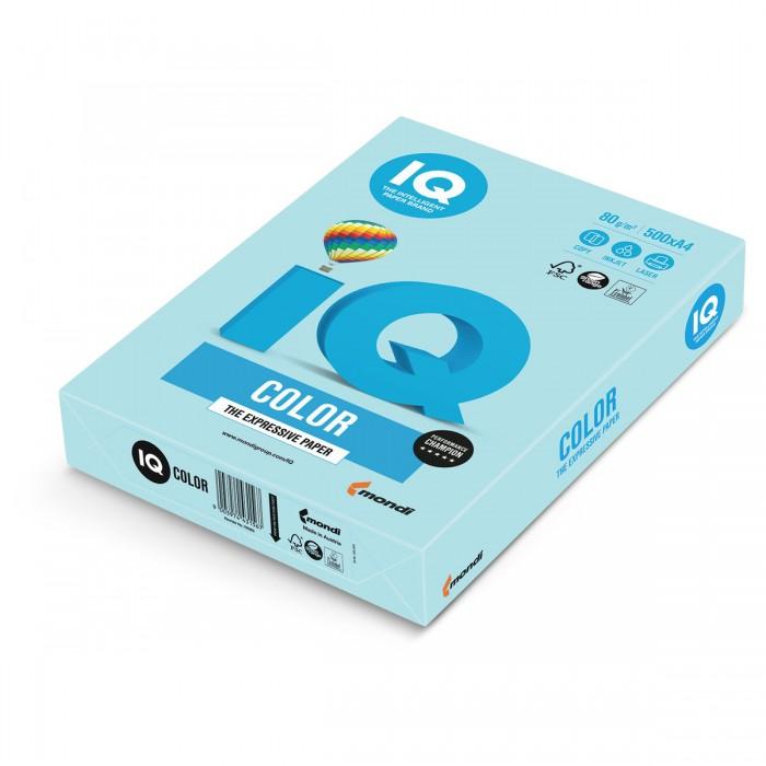 IQ Color Бумага цветная Пастель А4 500 листов