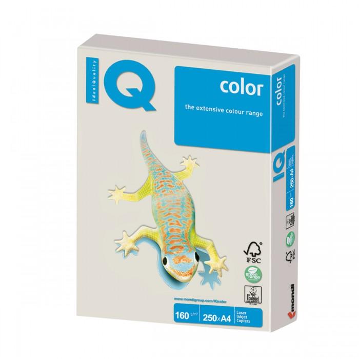 IQ Color Бумага цветная Тренд А4 250 листов