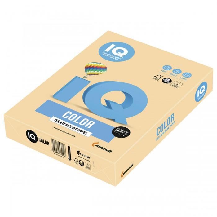 Канцелярия IQ Color Бумага цветная Тренд А4 250 листов