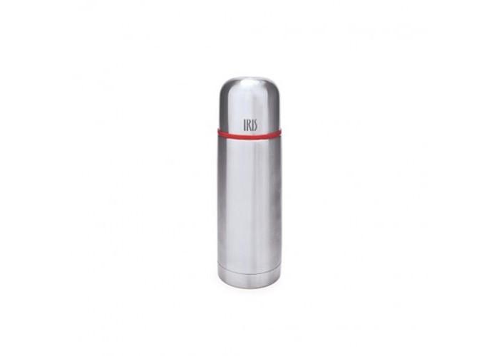 Термос Iris Barcelona для напитков вакуумный с колбой и разливным клапаном 1 л