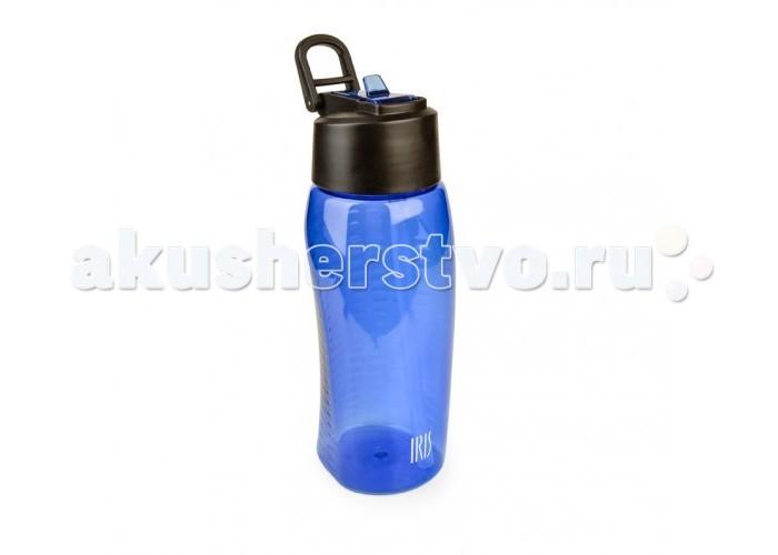 Аксессуары для кормления , Поильники Iris Barcelona Фляжка пластиковая 800 мл арт: 421329 -  Поильники