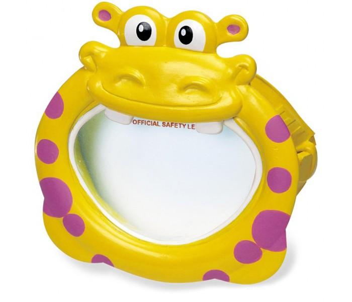 Очки, маски и трубки для плавания Intex Маска Животные для плавания 55910 выпрмитель волос philips hps930 00