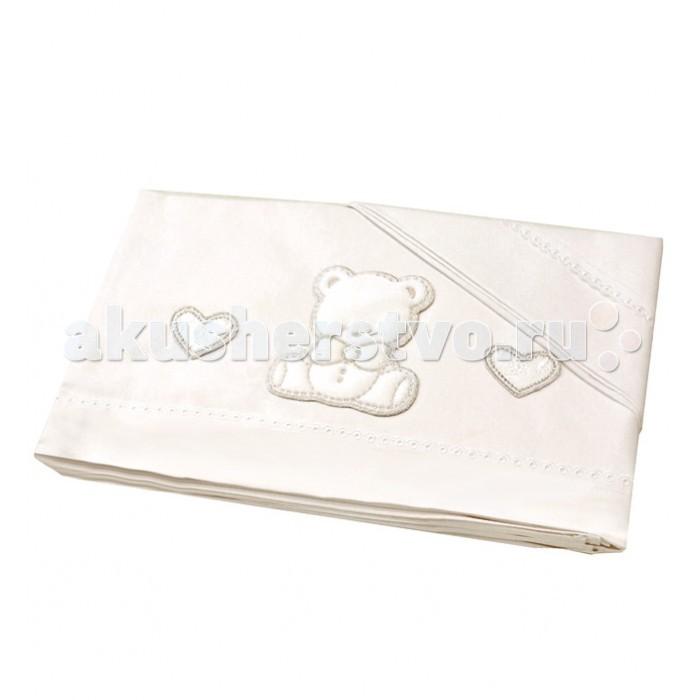 Постельные принадлежности , Постельное белье Italbaby Amore (3 предмета) арт: 382569 -  Постельное белье
